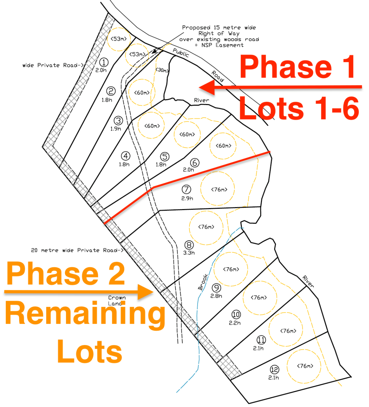 Lochiel Lake Development